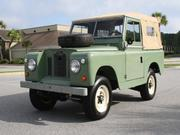 Land Rover Only 2592 miles